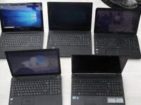 laptop joblot i5 i3 e1