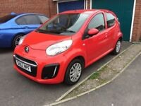 Citroen C1 2012 Facelift Petrol Manual Red