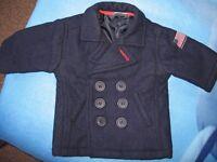 baby boy coat 3-6 £ 2