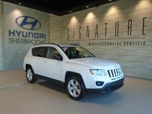 2011 Jeep Compass NORTH EDITION + AIR CLIMATISÉ + GROUPE ÉLECTRI