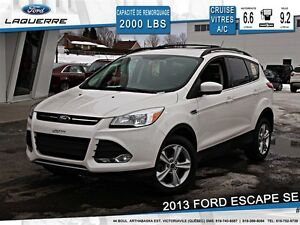 2013 Ford Escape **SE*AUTOMATIQUE*AWD*CRUISE*A/C 2 ZONES**