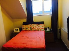 Perfect double bedroom available