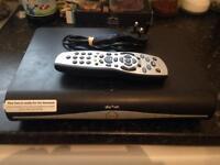 Sky had box with remote