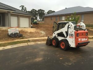 Bobcat Hire - Sydney Horsley Park Fairfield Area Preview