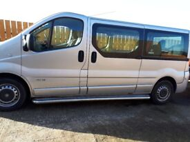 2008 Renault Trafic Taxis Bus