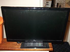 tv bush 24in with dvd