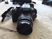 Canon EOS 550D Kit w/ 18-55mm Lens