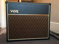 "VOX AC30CC1 1x12"" combo amp"
