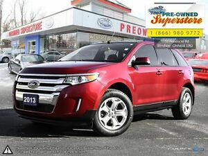 2013 Ford Edge SEL >>>Sunroof<<<