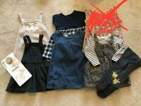 6-9 months dresses