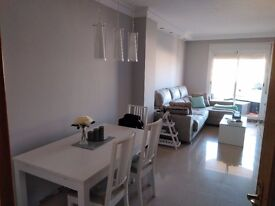 SPAIN. Holiday apartment near Marbella, from mid July till end of August.