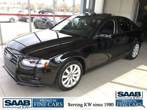 2013 Audi A4 NO ACCIDENTS AWD QUATTRO NAVIGATION-SOLD-