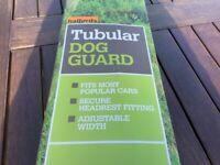 Halfords tubular dog guard