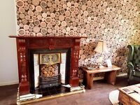 Victorian Style Full Fireplace Very Good Condition