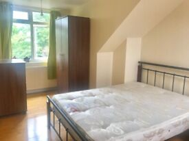 A Large Double Room to Rent in Arnos Grove, All Bills Included