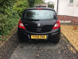 LOVELY VAUXHALL CORSA 1.2 FOR SALE £1075