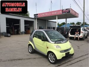 2005 smart fortwo pulse diesel automatique toit mags