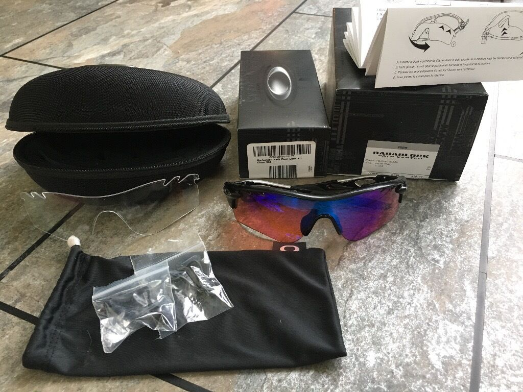 7f24dd2a8ce new from the Oakley store this would cost just over £300  £135 inc. postage.