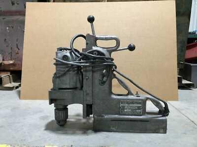 Milwaukee 4210 Electromagnetic Vintage Drill Press 260400rpm 115vac 34