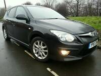 HYUNDAI i30 1.6 (EDITION) 2010 10'REG*FSH*CHEAP TAX+INSURANCE*MINT CONDITION*#ASTRA#FOCUS#CORSA#KIA