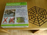 PACK OF 30 GARDEN POND PLASTIC GUARDS