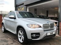 2009 BMW X6 3.0 35d xDrive 5dr HUGE SPEC - FULL SERVICE HISTORY-PREVIOUS LADY OWNER