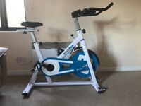 Body max Indoor Exercise Bike with 13kg Cain driven Flywheel