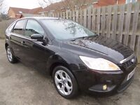 Ford Focus 1.8 TDCi Style 5dR 12 mths mot JUST HAD NEW ENGINE FITTED WITH 71K ON IT