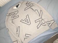 Armani exchange jumper
