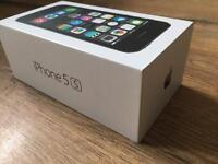 IPhone 5s Space Gray 16GB - Box