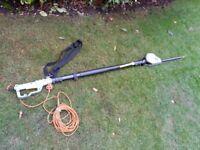 Titan Electric Pole Hedge Trimmer
