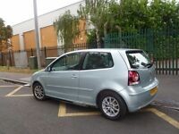 VW POLO BLUEMOTION TDI 1.4 DIESEL CAR