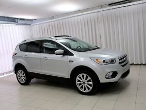 2017 Ford Escape LOW PRICE, HIGH TRIM, DON'T MISS OUT!!! TITANIU