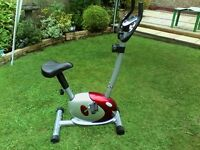 Exercise bike for sale excellent condition