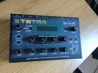 Dave Smith Tetra / DSI Tetra 4 voice analogue polysynth