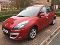 Renault Scenic 1.6 Tom Tom excellent drive 1 previous owner