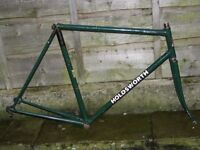 holdsworth bike frame reynolds 531 special 1976