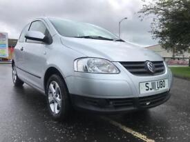 Volkswagen Fox excellent condition service history only 50000 miles