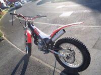 beta 80cc trials bike