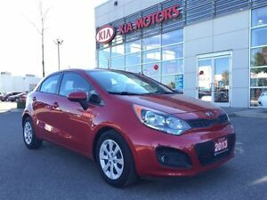 2013 Kia Rio LX PLUS NON RENTAL BLUETOOTH HEATED SEATS!!
