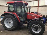 Case JX100u, 100hp tractor 40k, mint