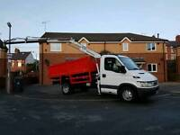 Iveco daily tipper hiab 3.5