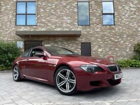 image for BMW M6 5.0 SMG 2dr