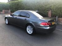 BMW 7 series 730d auto full service