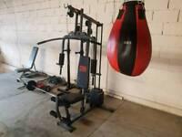 Gym equipment including multi gym