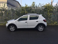 Dacia Sandero Stepway Laureate low mileage