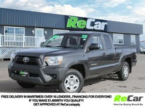 2013 Toyota Tacoma 2WD | REDUCED | AUTO | 4 CYLINDER