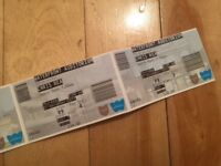 2 Chris Rea tickets, Waterfront hall Thursday 7th December @8pm
