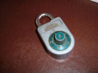 Combination lock padlock MOD type