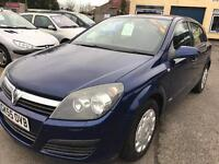 2005 Vauxhall Astra automatic choice of 3 px welcome warranty card payments